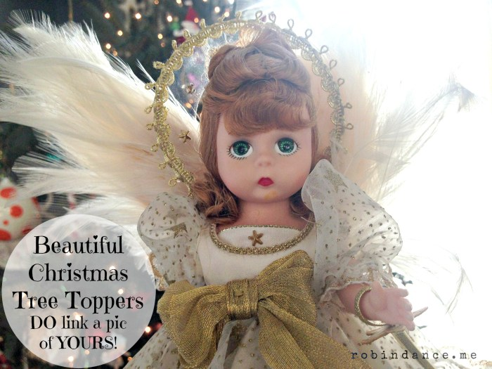 Christmas Tree Topper - Link-up