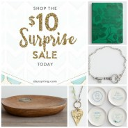 Surprise! A DaySpring $10 Sale – Great Time to Stock Up