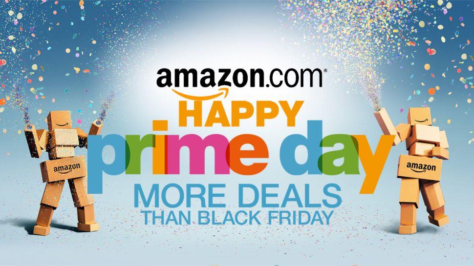Amazon Prime Day aka Christmas In July! - Robin Dance | Robin Dance
