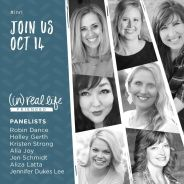 Please Join Me October 14th in Nashville for (in)real life: FRIENDED #inrl