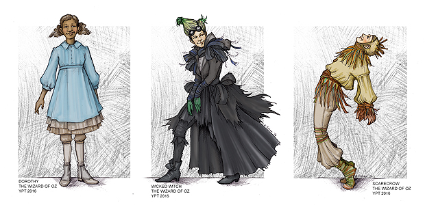 Robin Fisher Design The Wizard Of Oz