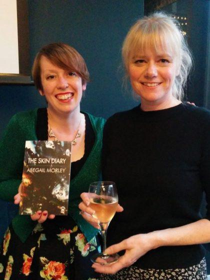 Jane Commane & Abegail Morley launch The Skin Diary