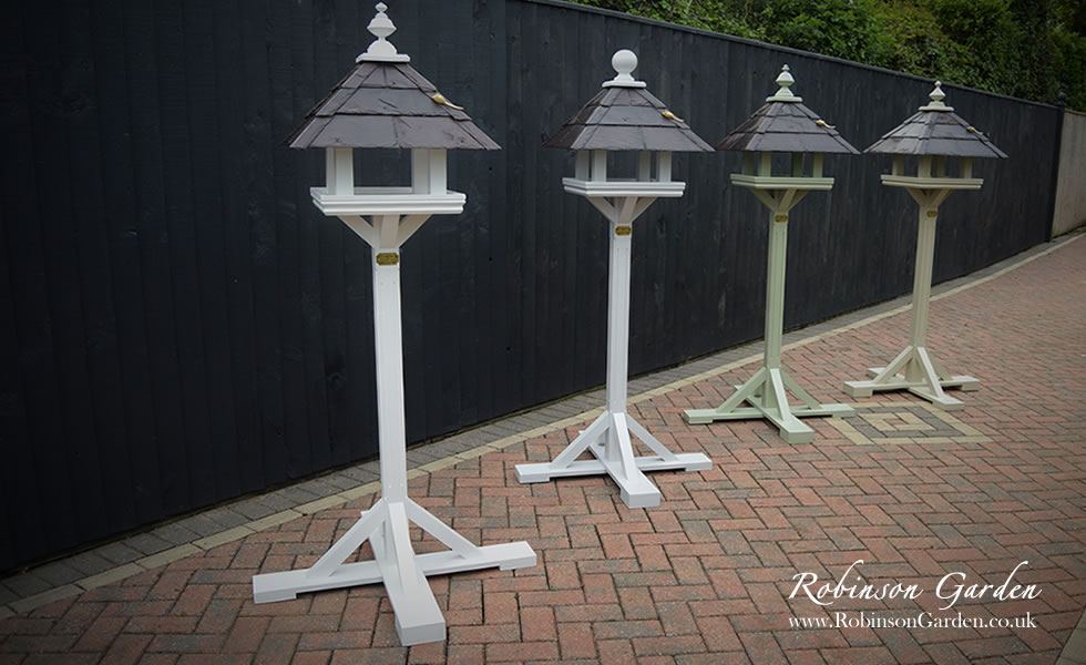 Ikea Furniture Names Robinson Garden Bespoke Bird Table And Bird Houses