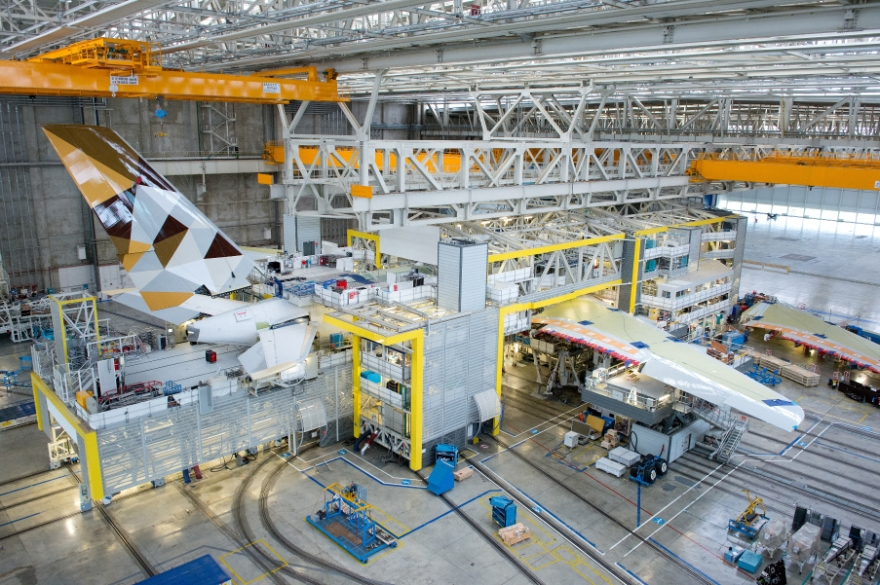 Assembly Airbus Shop Floor Robotics Competition Robohub