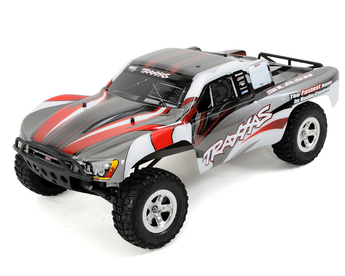 Rtr Rc Trucks Electric Traxxas 1 10 Slash Pro 2wd Short Course 2 4ghz Truck Rtr