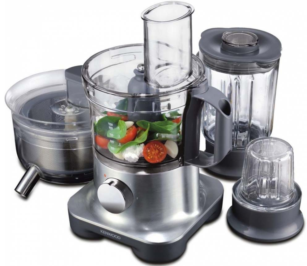 Accessori Robot Da Cucina Kenwood | Kitchenaid Professional ...