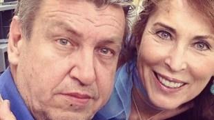 Rob Scholte met Patricia Steur