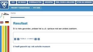 Zoeken naar Rob Scholte Museum bij VVV Top van Holland