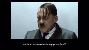 Shot uit Der Untergang (foto YouTube)