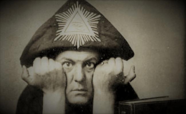 Aleister Crowley (foto xeperaustin.org)