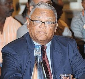 Gezaghebber Stanley Betrian regelde in 1996 de eerste Egamingvergunningen voor Elias & Dos Santos (foto KKC)