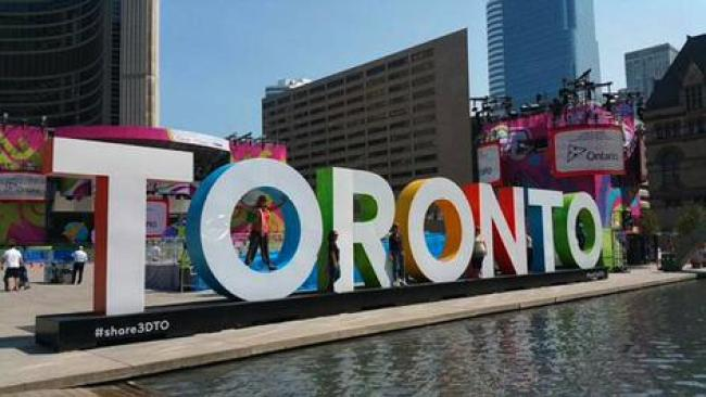 Toronto (foto Chaterine Limbertie)
