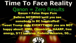 Qanon False Hope (foto Before It's News)