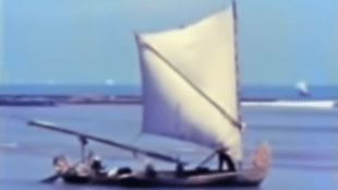 Indonesian sailing ship (foto YouTube)