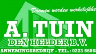 Dromen worden werkelijkheid door Aannemingsbedrijf A. Tuin Den Helder B.V