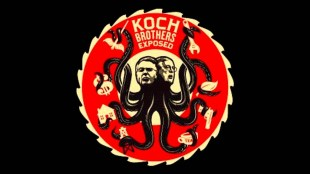 Koch Brothers Exposed (foto peoplesworld.org)