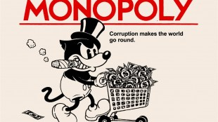MONOPOLY | Corruption makes the world go round (foto Development in Action)