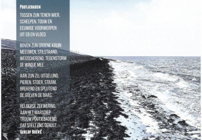 Een gedicht van Gerlof Boers