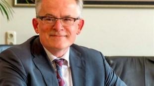 De nieuwe burgemeester van Groningen Koen Schuiling (foto Let's gro)