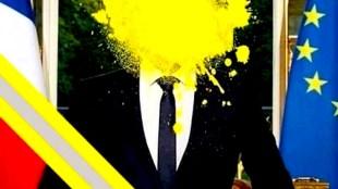 Emanuel Macron (foto Twitter)