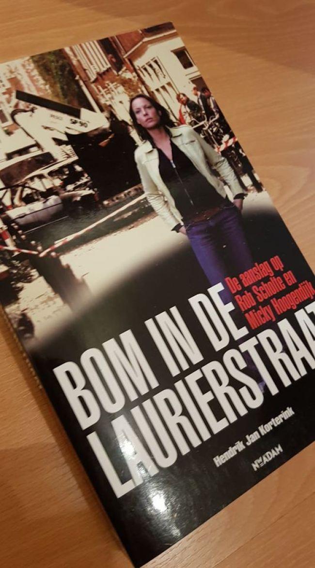 Hendrik Jan Korterink - Bom in de Laurierstraat