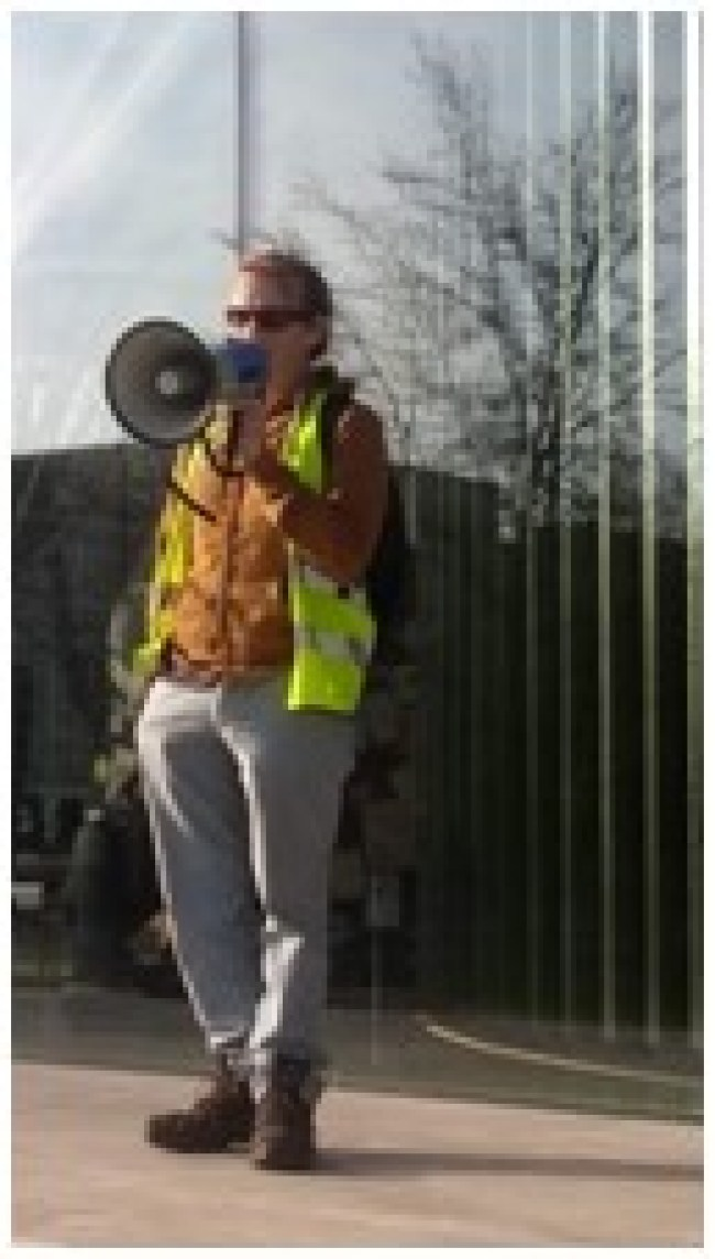Rogier in Arnhem (foto Olof van Doorn)