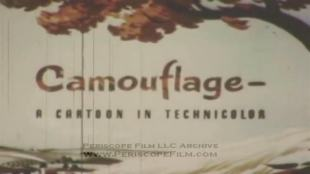 Camouflage | a cartoon in technicolor (foto YouTube)