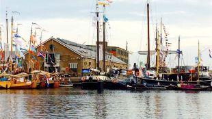 Sail op Willemsoord (foto Willemsoord BV)