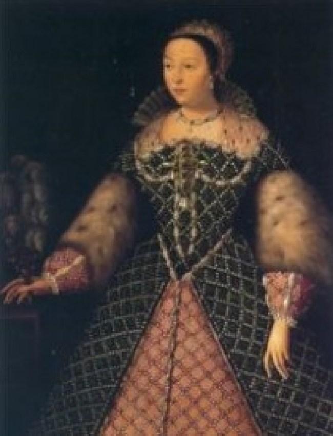Catherine de' Medici 1519-1589