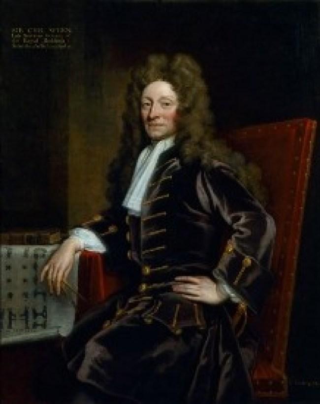 Christopher Wren 1632-1723