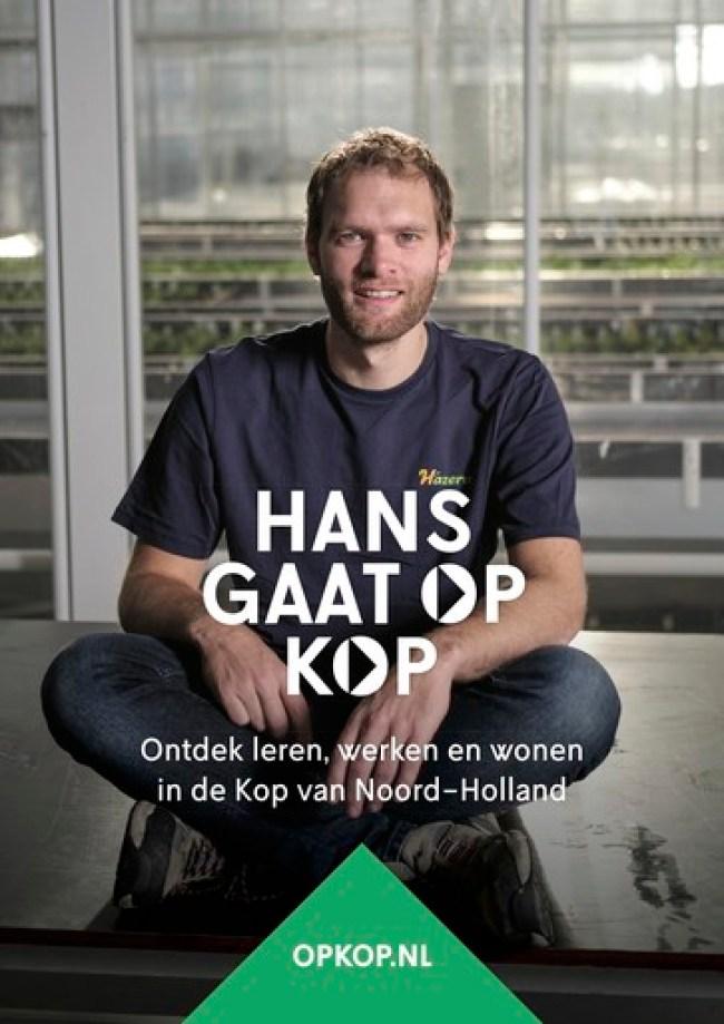 Koploper Hans Verbocht (foto Op Kop)
