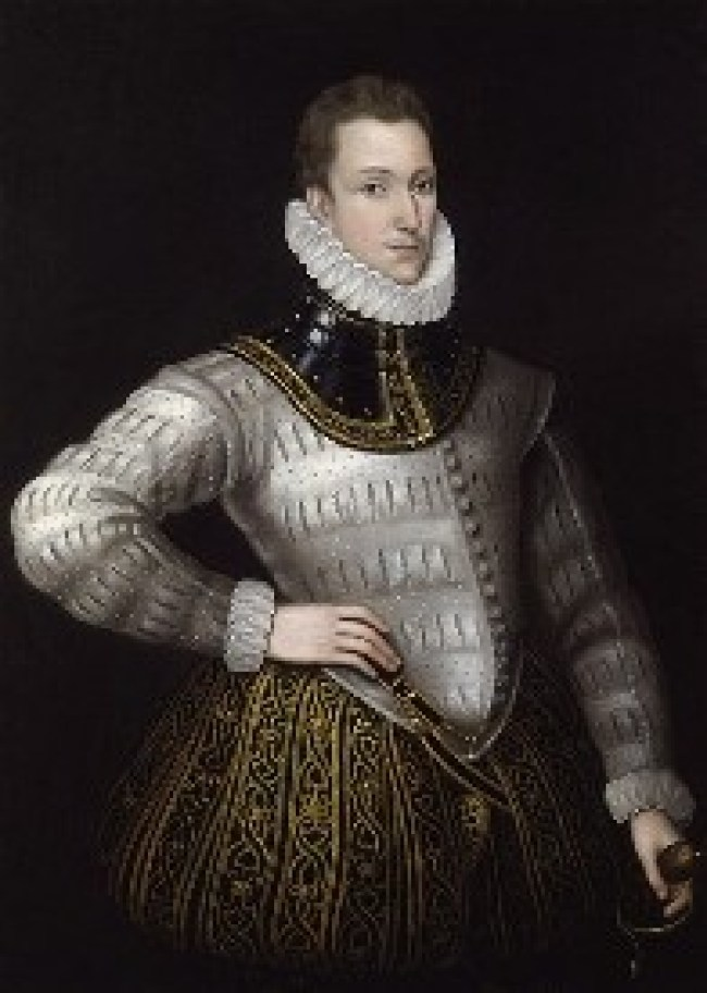 Philip Sidney 1554-1586