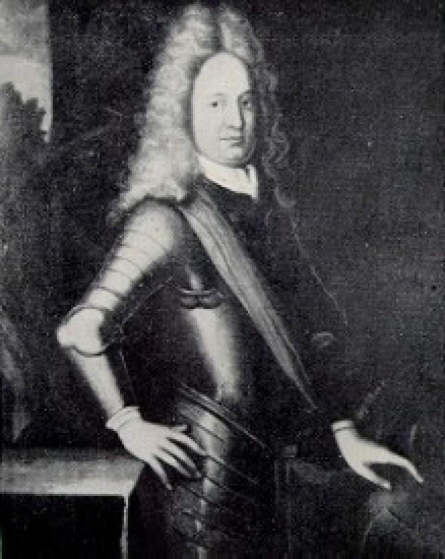 Samuel Vetch 1668-1732