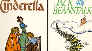 Cinderella & Jack And The Beanstalk (foto discogs)