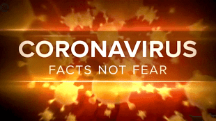 Corona Virus Facts Not Fear (foto KDVR.com)