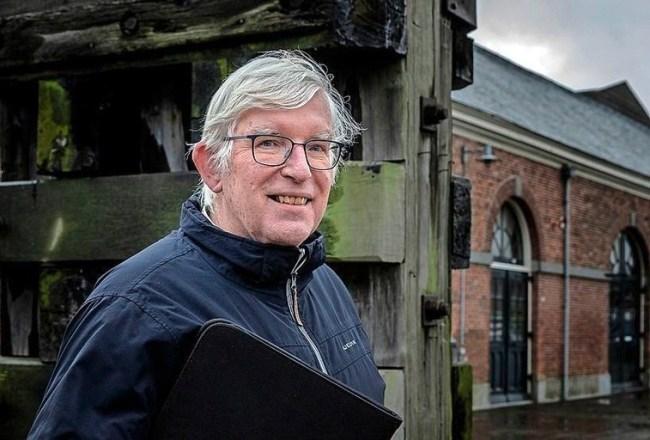 Paul Schaap (foto Peter van Aalst)