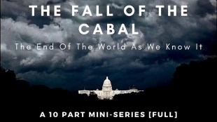 The Fall of the Cabal | The End Of the World As We Know It (foto Twitter)