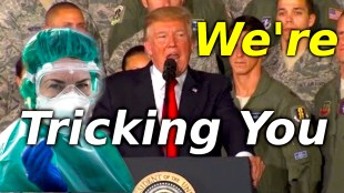 We're Tricking You (foto YouTube)