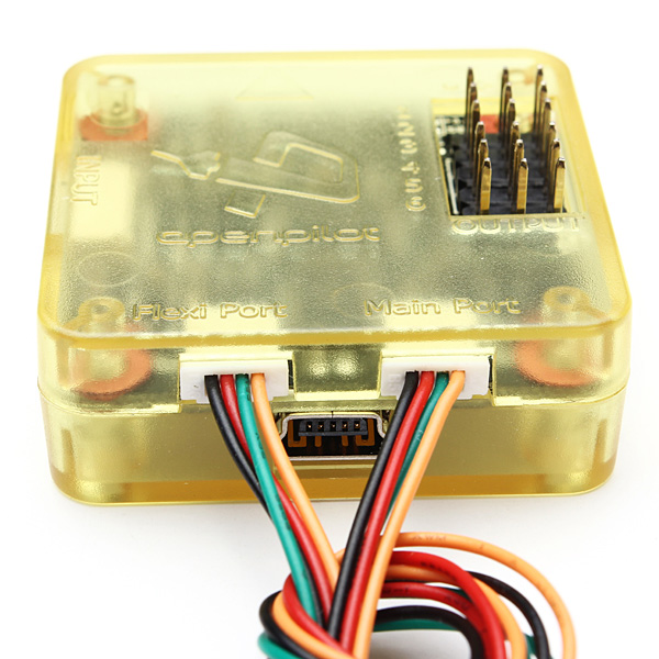 OpenPilot CC3D EVO Flight Controller Straight Pin - Robuin Indian