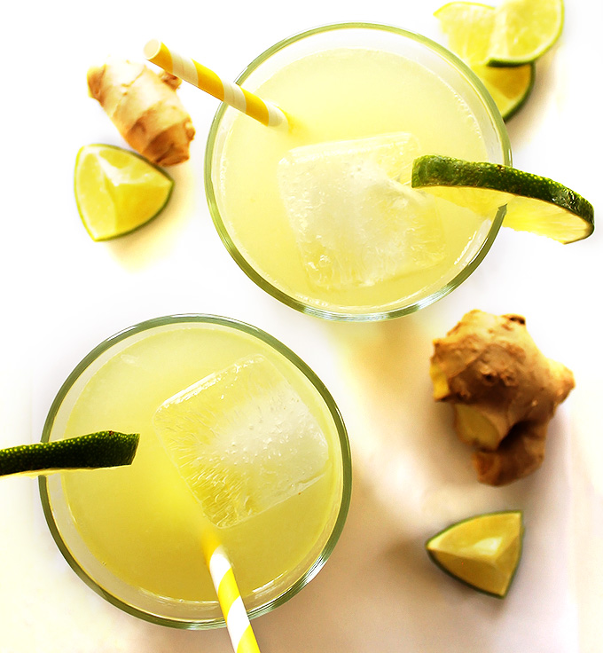 Fresh Moscow Mules
