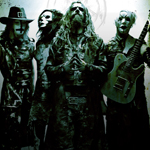 Rob Zombie band 2012