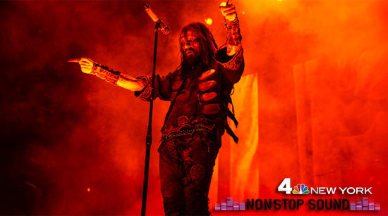 Rob Zombie Photos by Michel Dussack