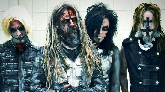 Rob Zombie band