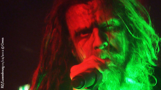 "Rob Zombie ""Twins of Evil tour"" Luxembourg 01.12.2012 by Gwen"