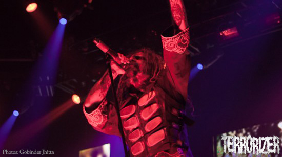 Rob Zombie Photos Gobinder Jhitta