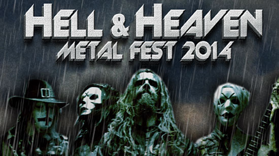 Hell and Heaven Metal Fest 2014