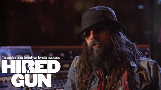 Rob Zombie Hired Gun documentary