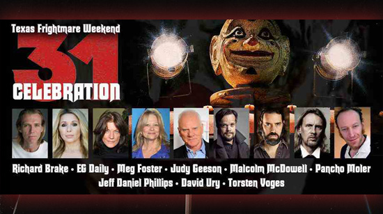 Texas Frightmare 31 Cast