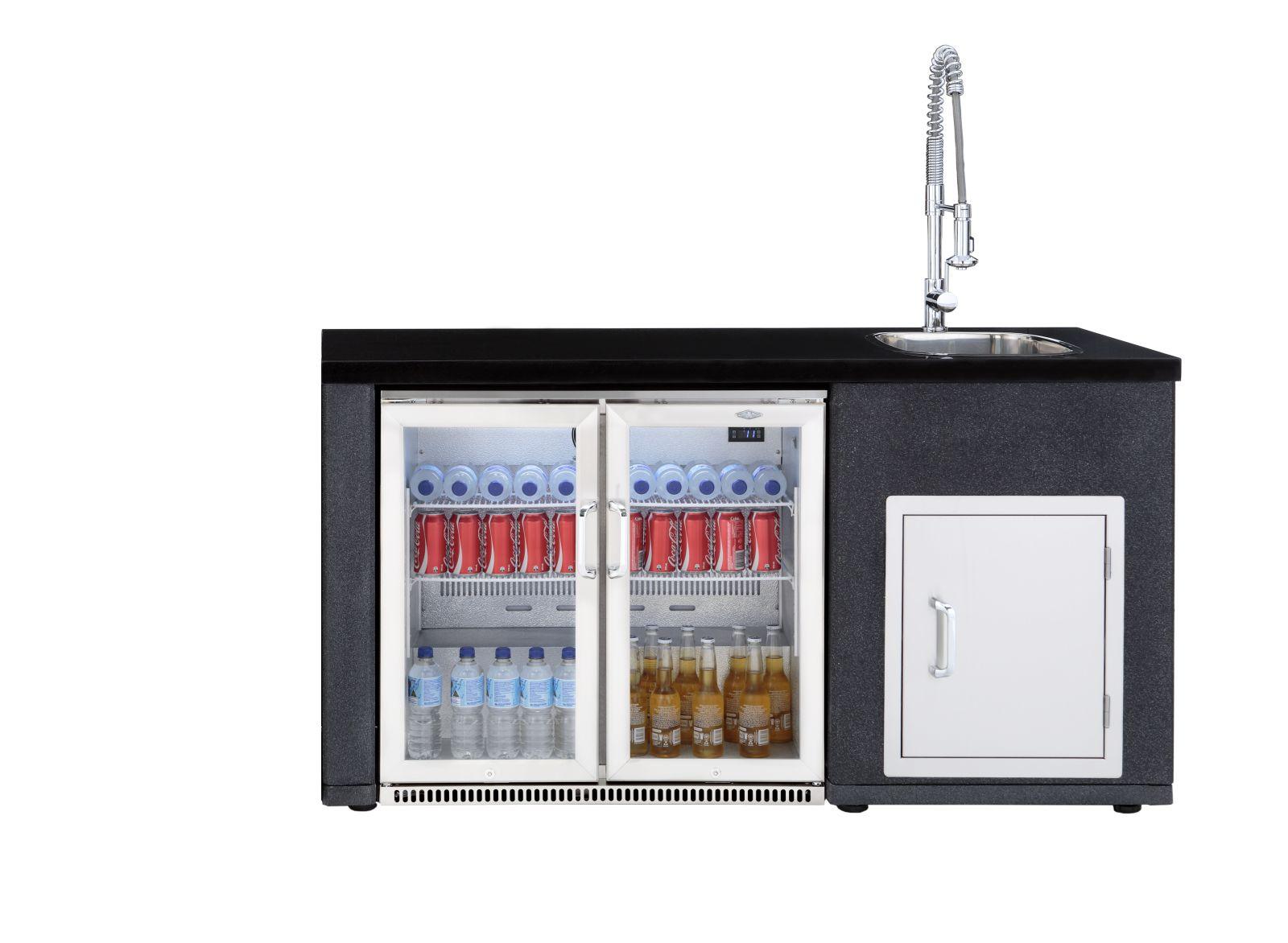 Outdoorküche Mit Kühlschrank Mit Gefrierfach : Kühlschrank outdoor küche eier organizer küche ei