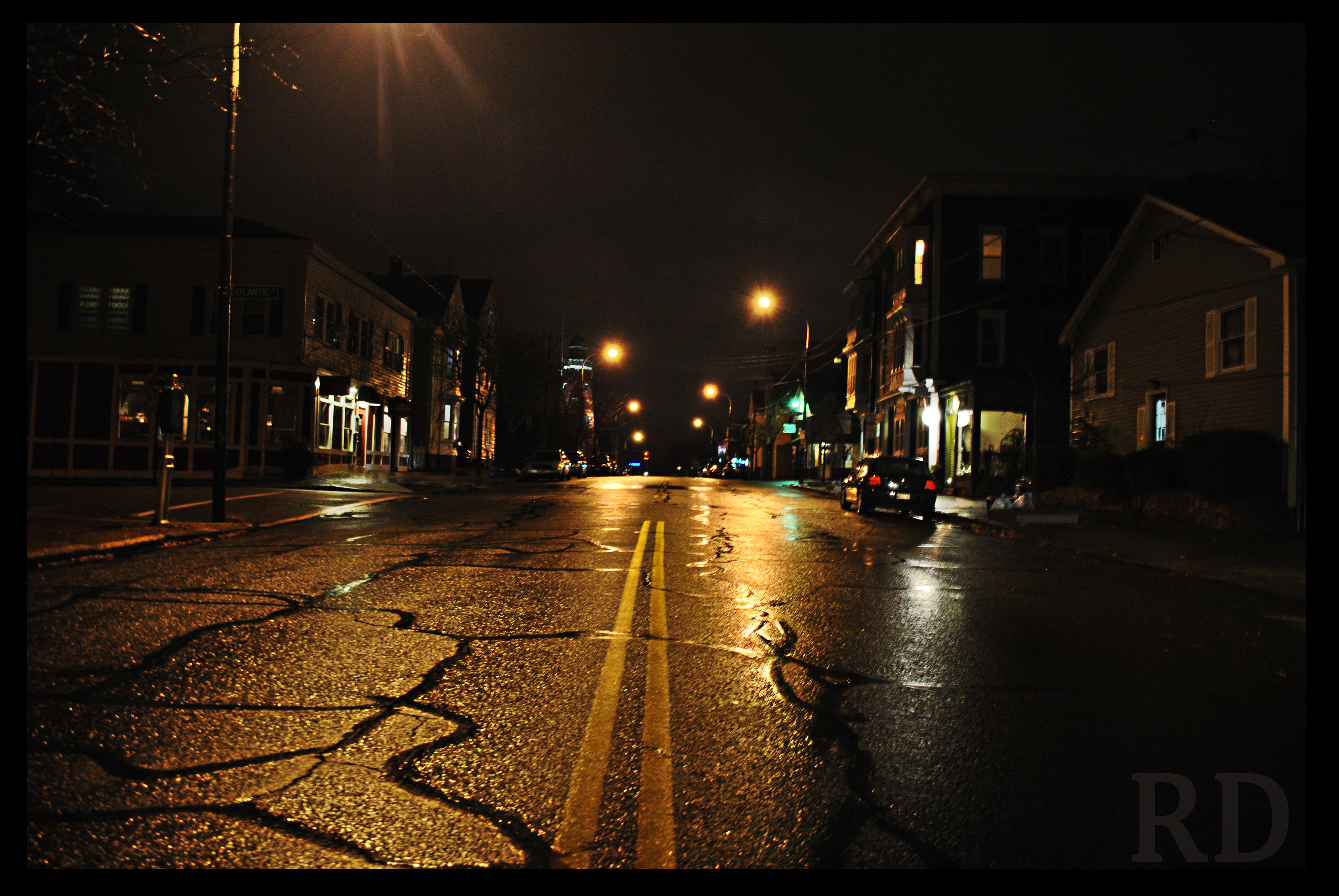 Empty City Street Wallpaper View Topic Turned To Ashes 1x1 With Mira27 Chicken